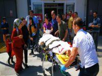 Bursa'da ehliyetsiz sürücü dehşeti