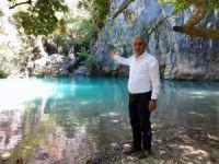 Bursa'daki Günece Kanyonu dünyanın takibinde