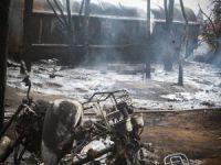 Tanker patladı: 89 ölü!