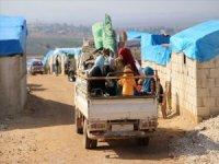 124 bin göçmen Türk sınırına sığındı