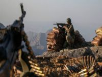PKK'ya ait 13 hedef vuruldu