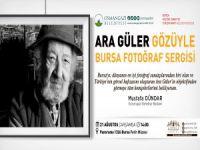 """Bursa'da """"Ara Güler Fotoğraf Sergisi"""""""