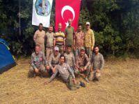 Bursa'da av sezonu başladı