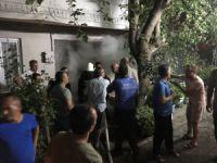 Bursa'da tüp patladı, mahalle ayağa kalktı