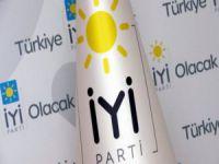İYİ Parti Bursa'da istifa!