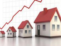 Konut fiyat endeksi yüzde 0,74 arttı