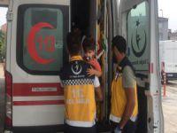 Bursa'da gurbetçi aile ölümden döndü