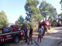 Marmaris'te 3. orman yangını