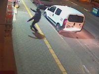Husumetlisini sokak ortasında öldürdü