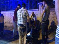 Bursa'da kaza! Arkadaşlarını bırakıp...