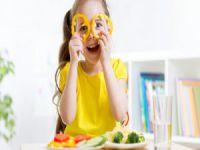 Okul çağındaki çocuklar için beslenme önerileri