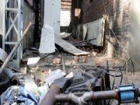 Fabrikada patlama: 12 ölü, 58 yaralı