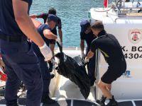 Bursa'da denizden çürümüş erkek cesedi çıktı
