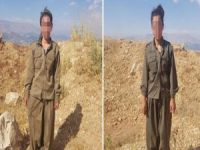 2 kadın terörist teslim oldu