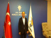AK Parti bölge toplantısı Bursa'da yapılacak
