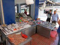 Av yasağı bitti Bursa'da balık bollaştı