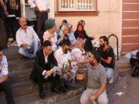 HDP önünde eylem devam ediyor