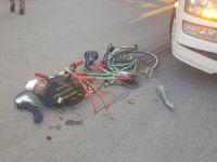Bursa'da feci kaza! Tırın altında kaldı