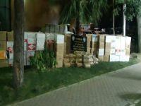 Bursa'da kaçak tütün operasyonu!