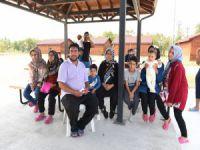 Bursa'da Afgan mültecilere sahip çıkıldı