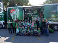 Karacabey'den Bursaspor'a forma desteği
