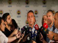 Ali Koç'tan Fatih Terim'e sert sözler