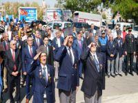 Mustafakemalpaşa'da Gaziler Günü kutlandı