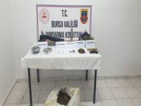 Bursa'da uyuşturucu baskın!
