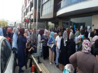 Bursa'da iş kuyruğu