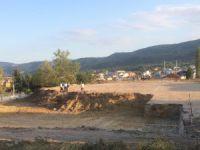 Bursa'daki okul inşaatından tarihi eser çıktı