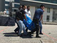 Bursa'daki vinç kazasında tahliye!
