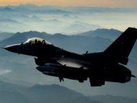F-16'lar Suriye'de!