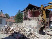 Bursa'da yıkım başladı!