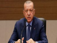 Erdoğan'dan harekat değerlendirmesi
