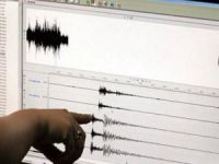 Kıbrıs'ta deprem!