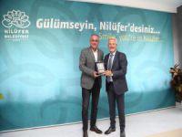 Bursa'da başkan dayanışması!