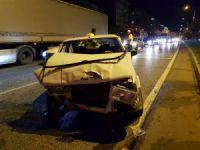 Alkollü sürücü dehşet saçtı!