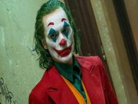 Joker vizyona girdi