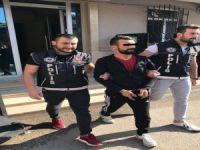 Bursa'da zehir tacirine suçüstü