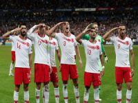 Fransa: 1 - Türkiye: 1(Maç sonucu)