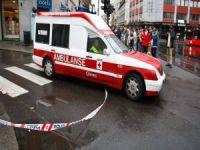 Ambulansı gasp etti