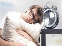 Uyku bozukluğuna dikkat