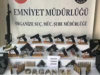 Bursa'da silah operasyonu