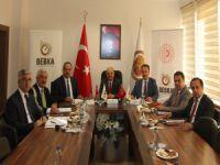 BEBKA Yönetim Kurulu Bilecik'te toplandı