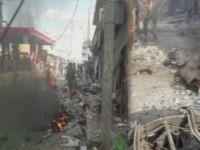 Tel Abyad'da bombalı saldırı
