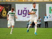 Bursaspor'un konuğu Balıkesirspor