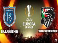 Wolfsberger Başakşehir maçını Scharer yönetecek