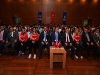 Sporun yıldızları, Bursalılarla buluştu