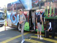 Trabzonspor, Rusya'ya gitti