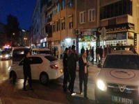 Bursa'da sıcak anlar